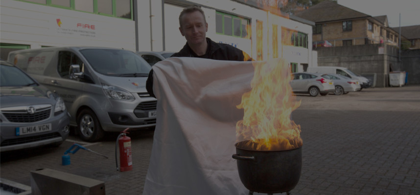 In-house fire training courses