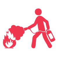 Staff Fire Trained